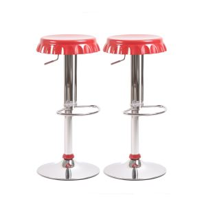 New Capsule - 2 tabourets de bar