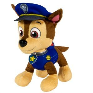 Spin Master Peluche Chase Pat Patrouille 25 cm