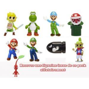 Nintendo Mini figurine 6 cm