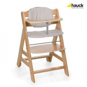 Hauck Beta Plus (2016) - Chaise haute avec tablette