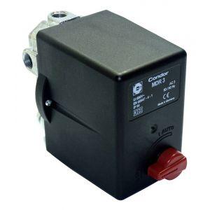 Aerotec Interrupteur à pression pour air comprimé 9063057 1 pc(s)