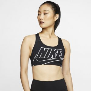 Nike Brassière Futura Noir - Taille S