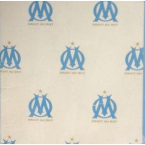 Cti Olympique De Marseille - Drap housse 100% coton (90 x 190 cm)