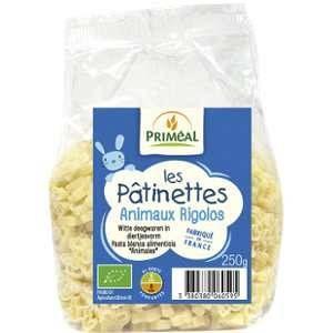 Priméal Pâtinettes Animaux Rigolos - 250g