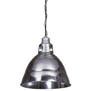 SLV by DECLIC 165358 - Lampe réflecteur 380 avec E27 en aluminium