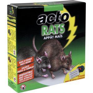 Acto Rat appât maïs - 7 sachets de 20 g