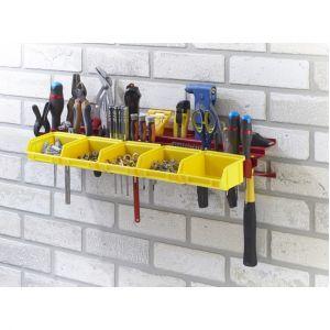 Mottez Porte-outils en tôle acier peinte B005F