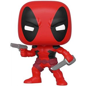 Funko Figurine Pop! Marvel : 80th - First Appearance : Deadpool