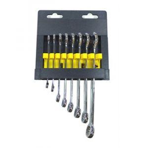 Norauto 8 clés mixtes 7-17 mm