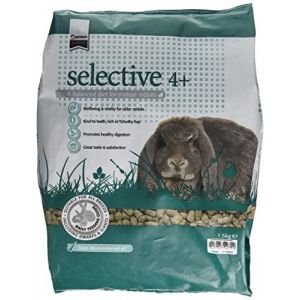 Supreme science Selective - Lapin Senior - 1.5 kg