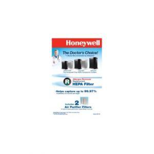 Honeywell HRF-R2E - Boîte de 2 filtres pour purificateur d'air