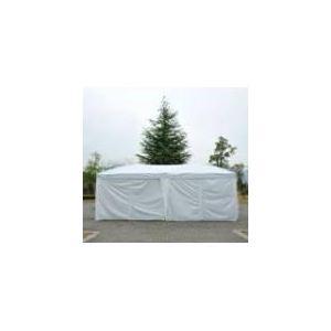 Tonnelle/Tente de réception pliante 3 x 6 m