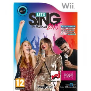 Let'S Sing 2016 : version Internationale [Wii U]