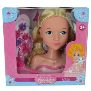 LGRI Tête à coiffer Il était une fois les Princesses Princesse Chloé