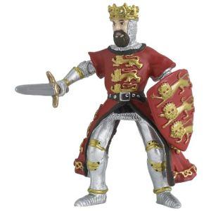 Papo Figurine Richard Coeur de Lion rouge (sans cheval)