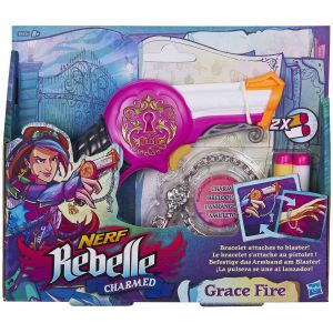 Hasbro Nerf Rebelle Charmed Grace fire