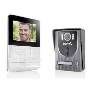 Somfy Interphone video couleur V100