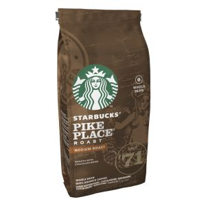 Nestlé Café en grains Medium Pike Place Starbucks - Le paquet de 200g