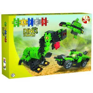 ClicsToys AB004 - Dino Squad box 6 en 1