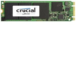 Crucial CT500MX200SSD4 - Disque SSD MX200 500 Go SATA III (M.2 Type 2280)