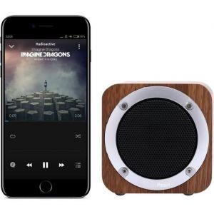 Platyne EN 33 - Enceinte style vintage portative Bluetooth