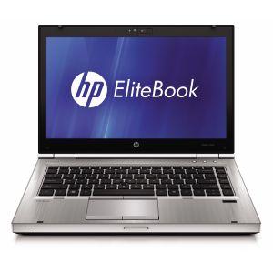 HP EliteBook 8460P - 14'' - Intel Core i5 2520M / 2.50 GHz - RAM 4 Go - SSD 120 Go - DVDRW - Gigabit Ethernet - Wifi - Windows 10 Professionnel