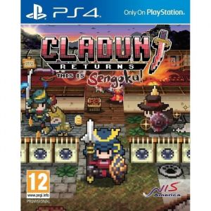 Cladun Returns : This is Sengoku ! sur PS4
