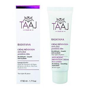 Taaj Paris Rasayana - Crème prévention anti-age