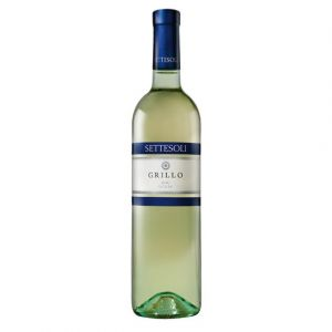 Grillo settesoli Vin d'Italie, Sicile, Blanc