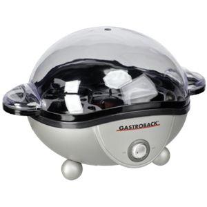 Gastroback 42801 - Cuiseur à oeufs 7 oeufs