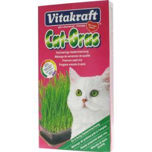 Vitakraft Herbe à chat Cat-Gras