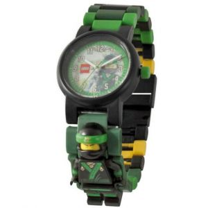 Lego 8021100 - Montre pour enfant Lloyd Ninjago Movie