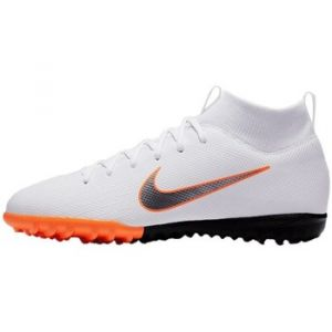 Nike Chaussures de foot enfant JR Superfly 6 Academy GS TF blanc - Taille 36,38,32,35,35 1/2,37 1/2,36 1/2