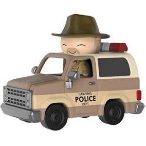 Funko RIDEZ: Stranger Things - Hopper & Sheriff Deputy Truck