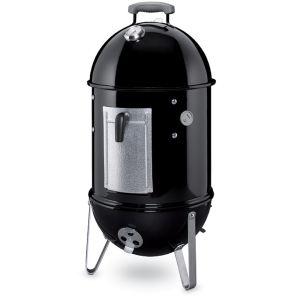 Weber Smokey Mountain Cooker - Fumoir de 47cm de diamètre à charbon
