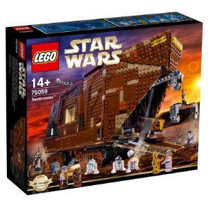 Lego 75059 - Star Wars : Sandcrawler