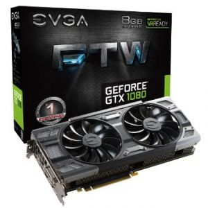 Evga 08G-P4-6286-KR - Carte Graphique GeForce GTX 1080 FTW 8 Go