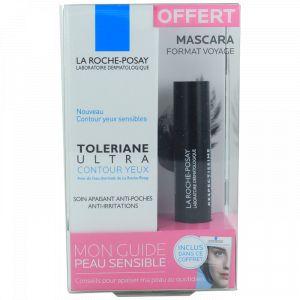 La Roche-Posay Coffret Tolériane ultra contour yeux + Mascara