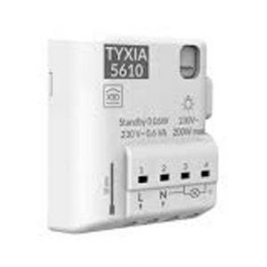 Delta Dore TYXIA 5610 récepteur éclairage x3D 1 voie marche/arrêt (nano)