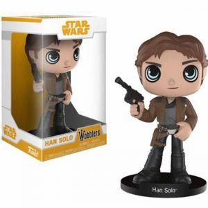 Funko Figurine Wacky Wobblers Star Wars - Solo: Han Solo