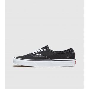 Vans Authentic chaussures noir blanc 39,0 EU 7,0 US