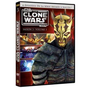 Star Wars : The Clone Wars - Saison 3, Volume 3