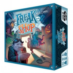 Iello Freak Shop