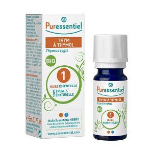 Puressentiel Huile essentielle - Thym à thymol bio, 5 ml