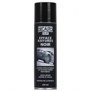Decauto Efface-rayures noir 250 ml