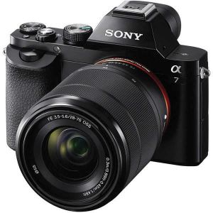 Sony Alpha 7 (avec objectif 28-70mm)