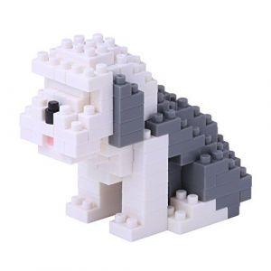 Kawada Nanoblock - Bobtail 130 pièces