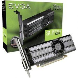 Evga GeForce GT1030 2 Go RAM GDDR5 PCIe x16