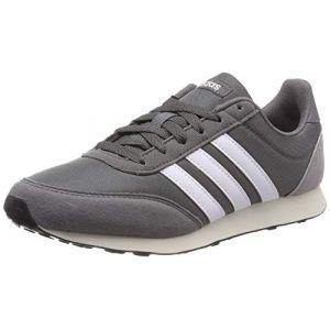 Adidas V Racer 2.0, Chaussures de Fitness Homme, Multicolore (Multicolor 000), 44 EU