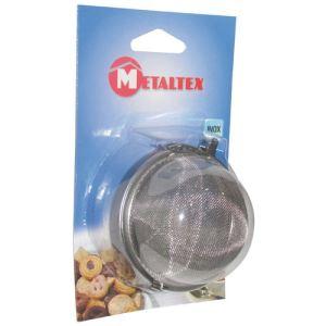 Metaltex Boule à thé en inox